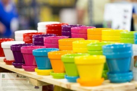 Wholesale ceramic flower pots from Ceramo